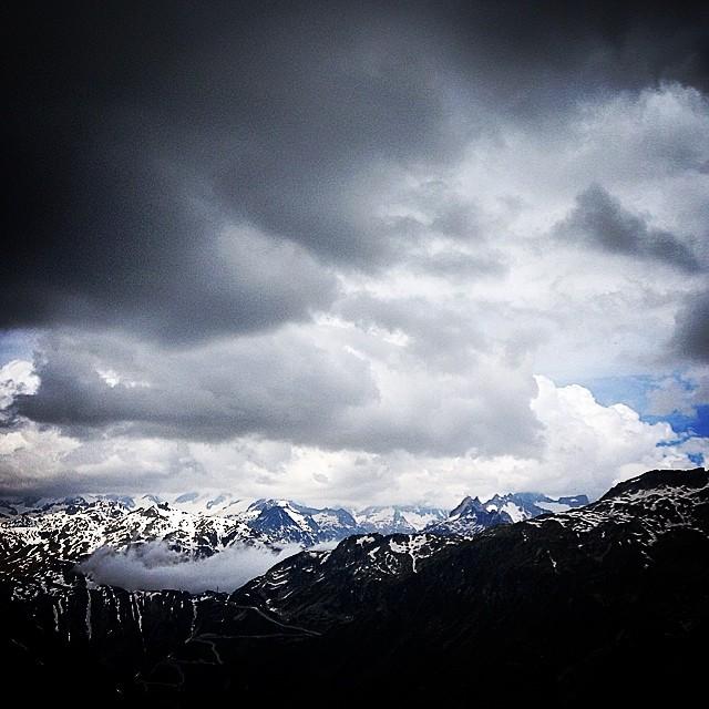 Die Berner Alpen