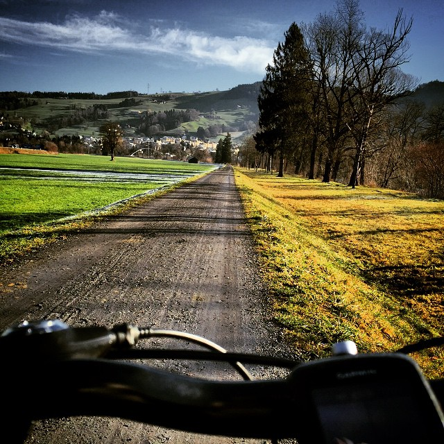 Bike to Work mal Offroad