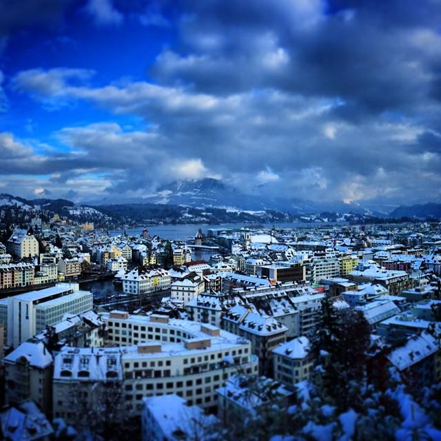 Traumstadt Luzern