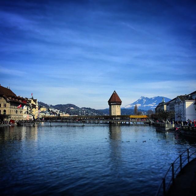 Luzern ist ein wahres Paradies