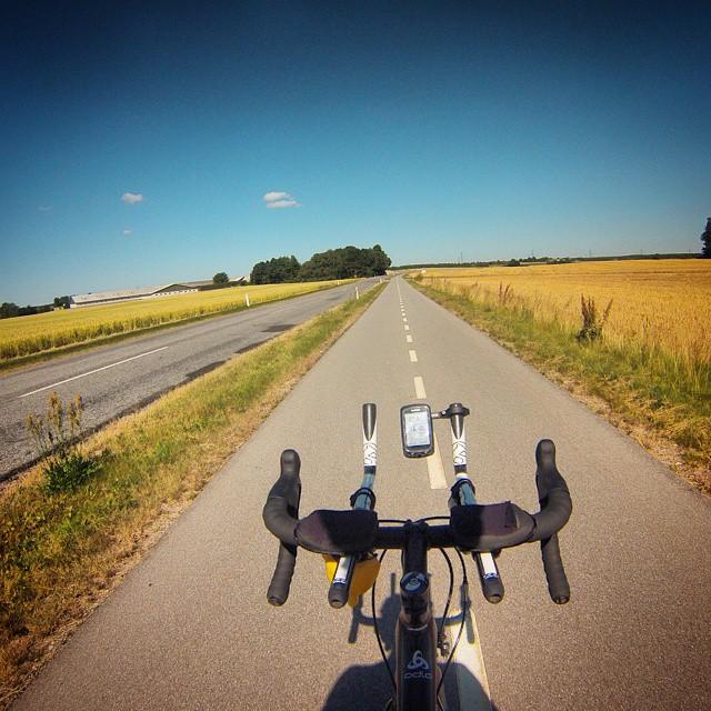Ich fahre Rad, also bin ich