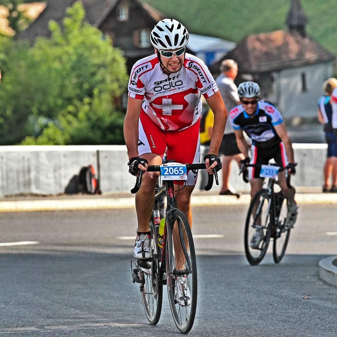 Und wieder für die Tour de Suisse Challenge angemeldet