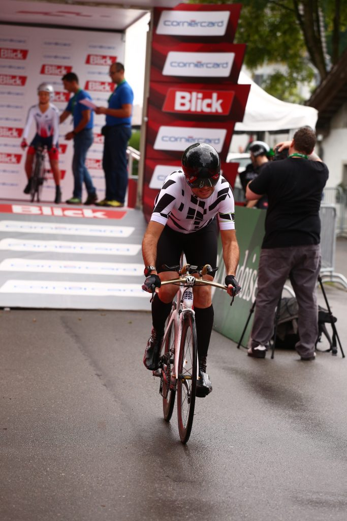 Tour de Suisse Canchellara Challenge Start