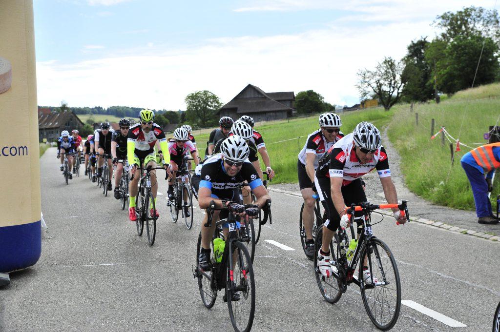 Tour de Suisse Morgarten Memorial